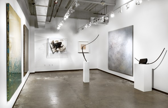 rosenfeldporcini at Dallas art fair 2017
