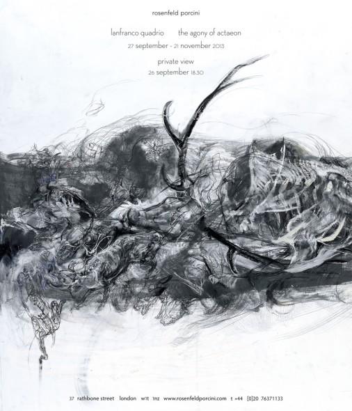 Lanfranco Quadrio: The Agony of Actaeon