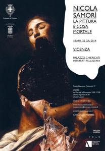 nicola samori': la pittura e' cosa mortale | Musei Civici Vicenza