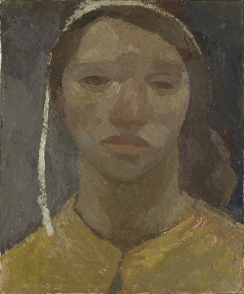 Mark Shields, Gipsy Girl, 2008