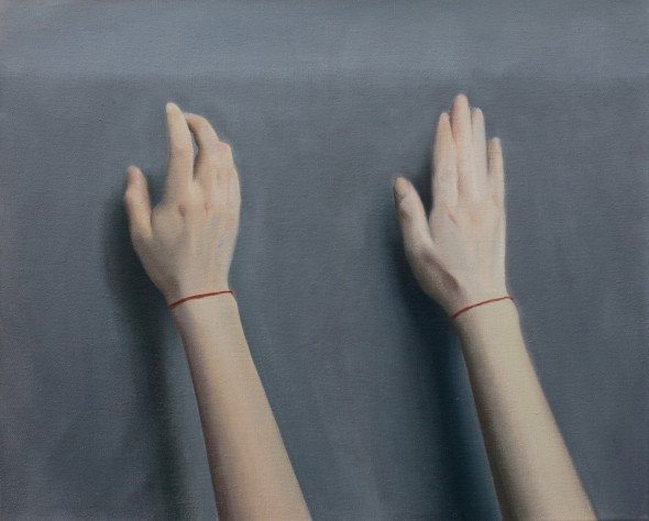 Ruozhe Xue, nearly there, 2015