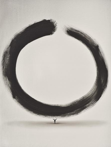 Lu Chao, Center of a Circle No.2, 2017