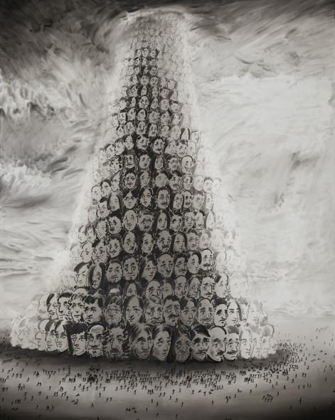 Lu Chao, Babel, 2017