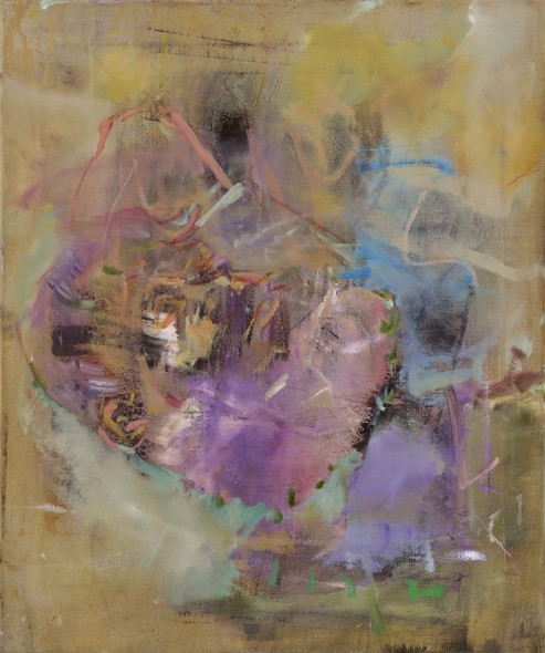 Robert Muntean, Wilson (Purple), 2014
