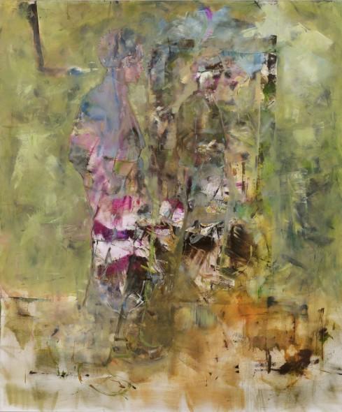 Robert Muntean, The Austrian Painter, 2014