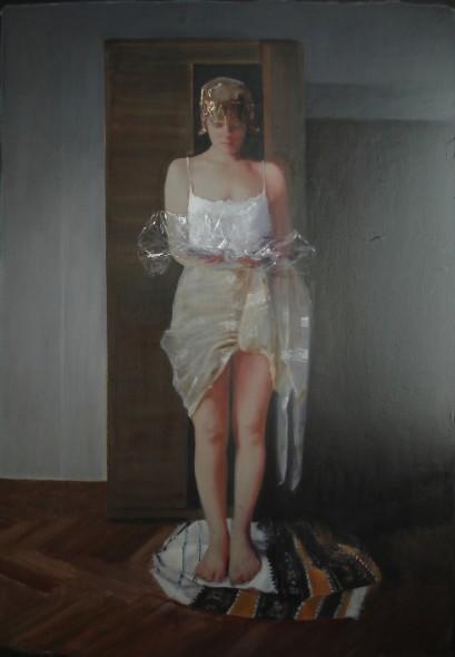 Teodora Axente, Ambra (full body), 2016