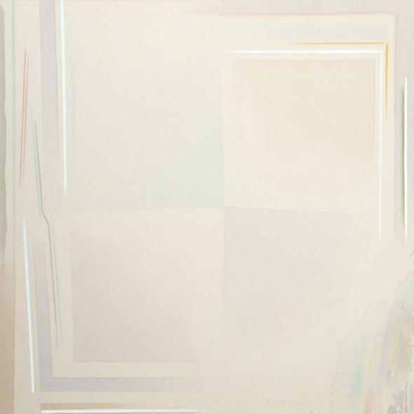 Riccardo Guarneri, Alterno con linee-luce, 2012