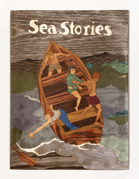Sebastián Gordín, Sea Stories #7, 2016