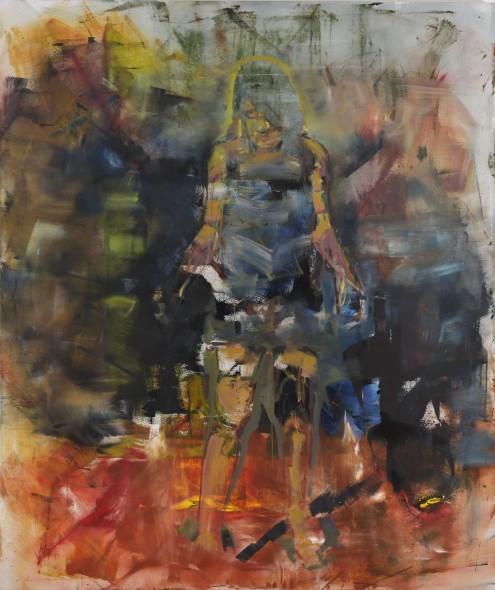 Robert Muntean, Into the groovy, 2014