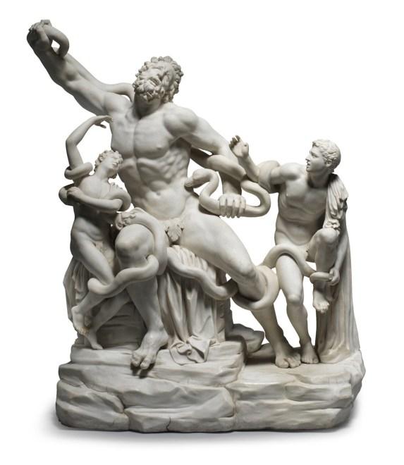 """<span class=""""artist""""><strong>FILIPPO TAGLIOLINI</strong></span>, <span class=""""title""""><em>Laocoon</em>, ca. 1785</span>"""