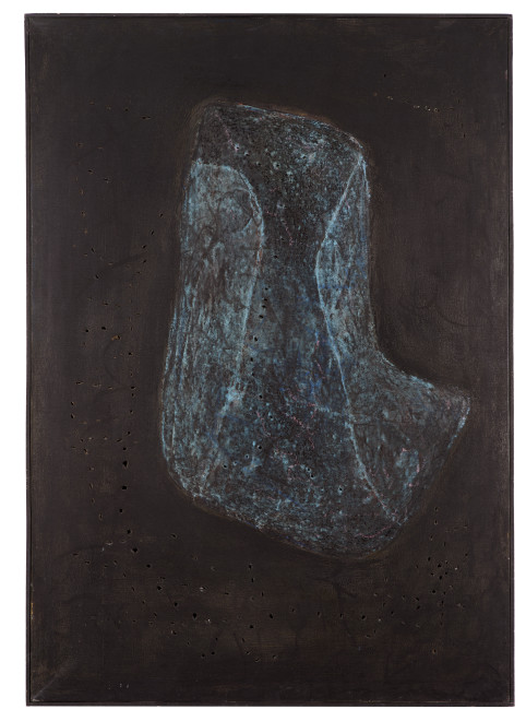 <span class=&#34;artist&#34;><strong>Lucio Fontana</strong></span>, <span class=&#34;title&#34;><em>Concetto Spaziale</em>, 1956</span>