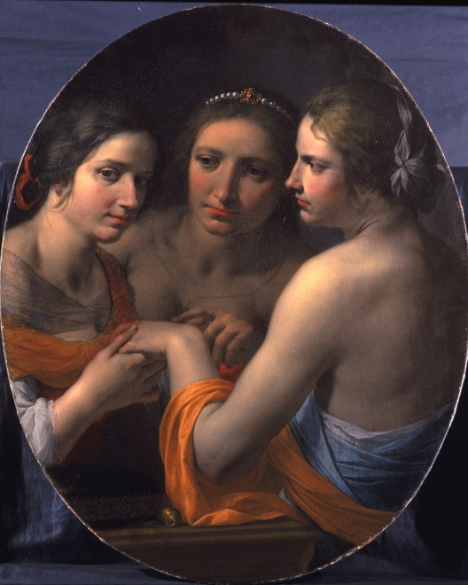 "<span class=""artist""><strong>Giovanni Martinelli</strong></span>, <span class=""title""><em>The Three Graces</em>, 1604 - 1659</span>"