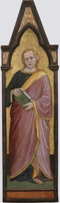 "<span class=""artist""><strong>Spinello Di Luca Spinelli, Called Spinello Aretino</strong></span>, <span class=""title""><em>St. John the Evangelist </em></span>"