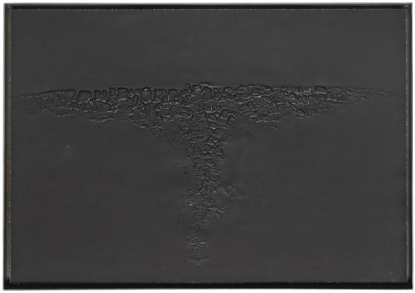 "<span class=""artist""><strong>Alberto Burri</strong></span>, <span class=""title""><em>Cretti: F</em>, 1971</span>"