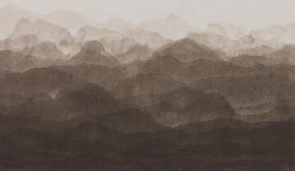 "<span class=""artist""><strong>Minjung Kim</strong></span>, <span class=""title""><em>Mountain</em>, 2011</span>"