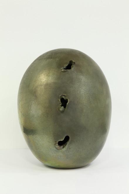 "<span class=""artist""><strong>Lucio Fontana</strong></span>, <span class=""title""><em>Concetto Spaziale</em>, 1962-63</span>"