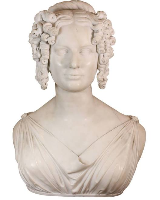 """<span class=""""artist""""><strong>Raimondo Trentanove</strong></span>, <span class=""""title""""><em>La Delusa</em>, 1826</span>"""