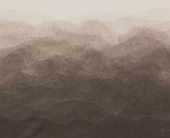 "<span class=""artist""><strong>Minjung Kim</strong></span>, <span class=""title""><em>Mountain</em>, 2010</span>"