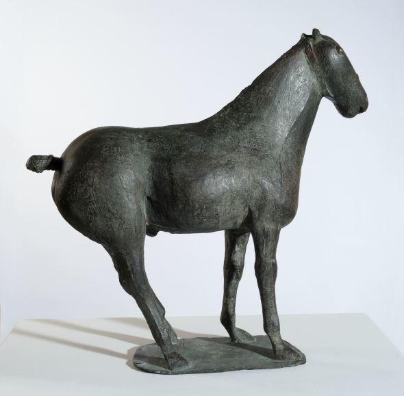 "<span class=""artist""><strong>Marino Marini</strong></span>, <span class=""title""><em>Cavallo</em>, 1942</span>"