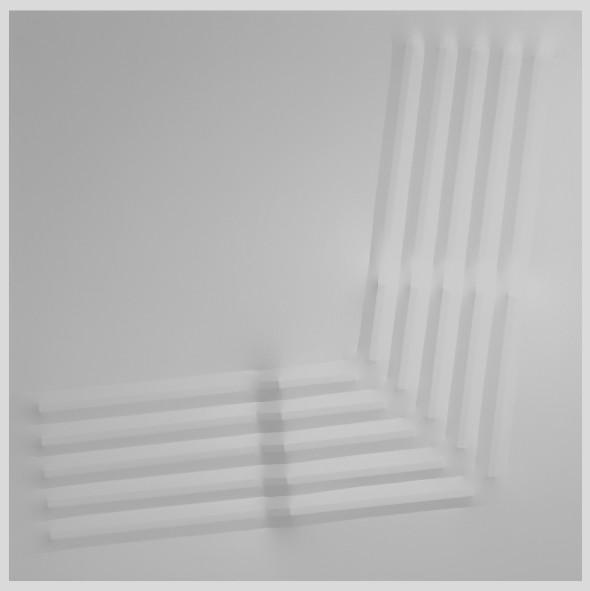 "<span class=""artist""><strong>Agostino Bonalumi</strong></span>, <span class=""title""><em>Bianco</em>, 1974</span>"