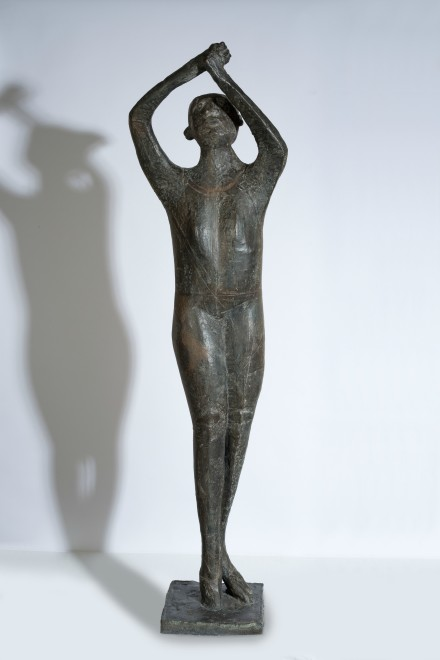"<span class=""artist""><strong>Marino Marini</strong></span>, <span class=""title""><em>Dancer</em>, 1953</span>"