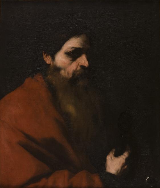 "<span class=""artist""><strong>Luca Giordano</strong></span>, <span class=""title""><em>Saint Paul</em></span>"