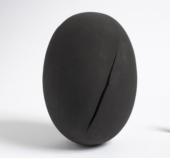 "<span class=""artist""><strong>Lucio Fontana</strong></span>, <span class=""title""><em>Concetto Spaziale, Natura</em>, 1961</span>"