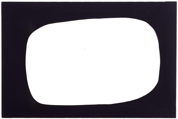 "<span class=""artist""><strong>Eduarda Maino Dadamaino</strong></span>, <span class=""title""><em>Volume Nero</em>, 1958</span>"