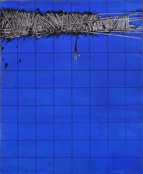 "<span class=""artist""><strong>Emilio Scanavino</strong></span>, <span class=""title""><em>Nel blu (Into the Blue)</em>, 1971</span>"