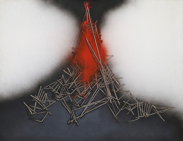 <span class=&#34;artist&#34;><strong>Emilio Scanavino</strong></span>, <span class=&#34;title&#34;><em>Dall'alto (From the Top)</em>, 1982</span>