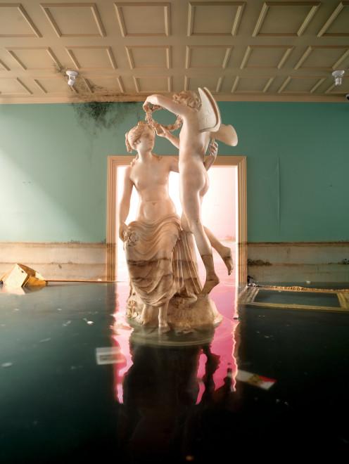 "<span class=""artist""><strong>David Lachapelle</strong></span>, <span class=""title""><em>Statue</em>, 2008</span>"