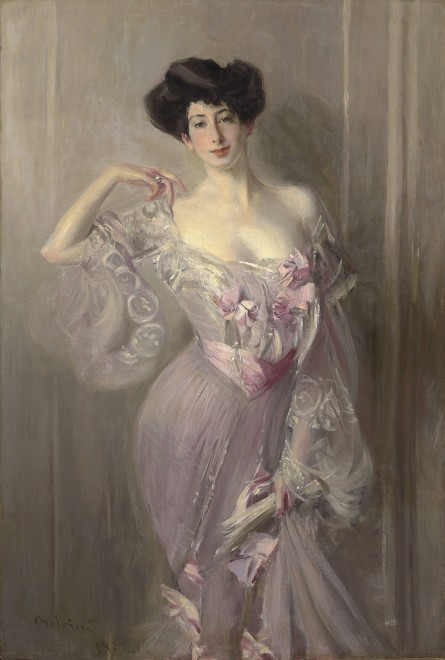 "<span class=""artist""><strong>Giovanni Boldini</strong></span>, <span class=""title""><em>Portrait of Betty Wertheimer</em>, 1902</span>"
