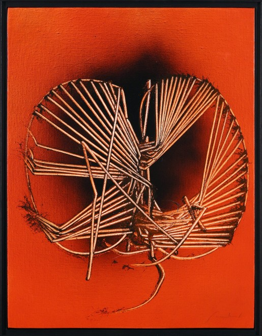 "<span class=""artist""><strong>Emilio Scanavino</strong></span>, <span class=""title""><em>Il fiore (The flower)</em>, 1980</span>"