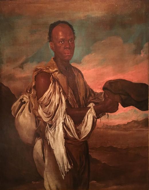 "<span class=""artist""><strong>Giacomo Ceruti</strong></span>, <span class=""title""><em>Portrait of a Moor</em></span>"