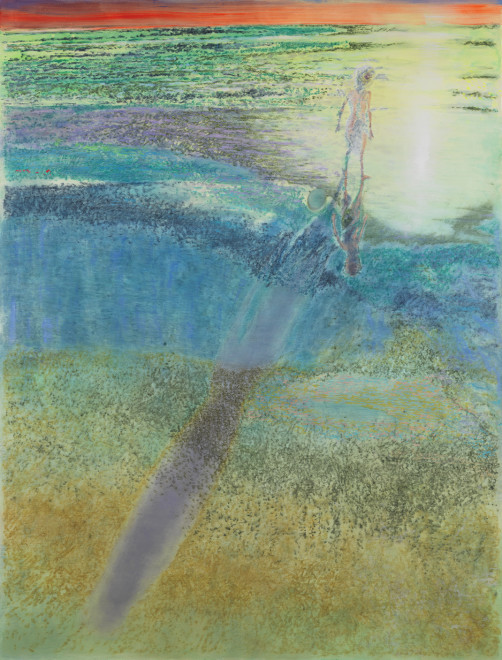 "<span class=""artist""><strong>Ena Swansea</strong></span>, <span class=""title""><em>shadow and reflection</em>, 2019</span>"