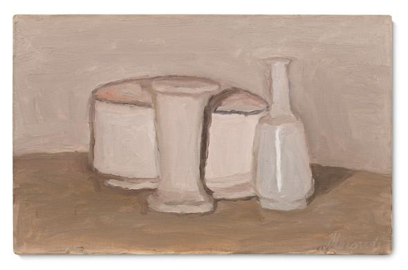 "<span class=""artist""><strong>Giorgio Morandi</strong></span>, <span class=""title""><em>Still Life</em>, 1943</span>"