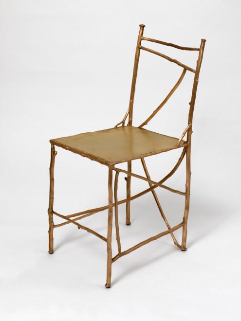 "<span class=""artist""><strong>Claude Lalanne</strong></span>, <span class=""title""><em>Chaise aux Branchettes</em>, 1996/2010</span>"