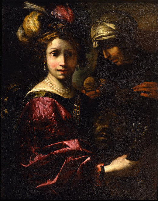 """<span class=""""artist""""><strong>Claude Vignon</strong></span>, <span class=""""title""""><em>Judith with the Head of Holofernes</em></span>"""