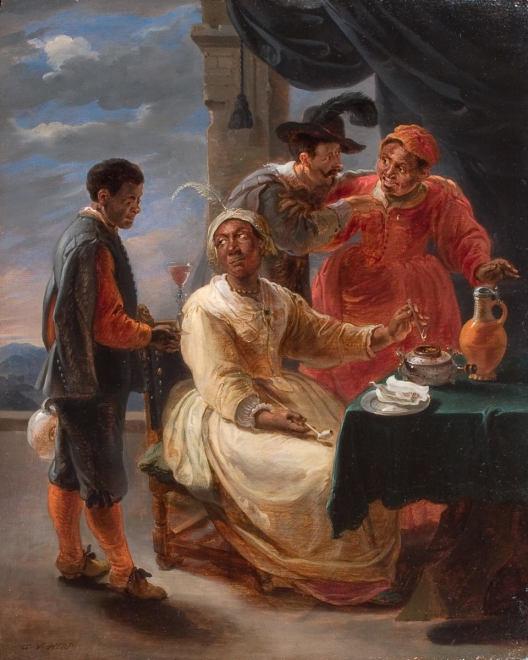 "<span class=""artist""><strong>Willem van Herp I</strong></span>, <span class=""title""><em>A Bordello Scene</em></span>"
