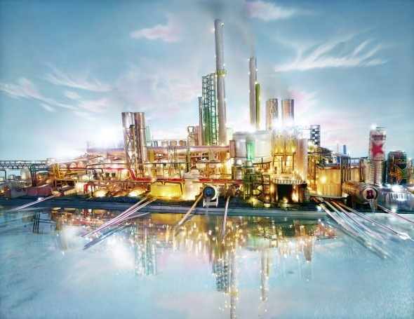 "<span class=""artist""><strong>David Lachapelle</strong></span>, <span class=""title""><em>Riverside(Large)</em></span>"
