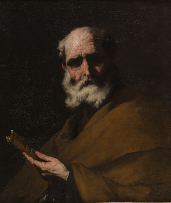 "<span class=""artist""><strong>Luca Giordano</strong></span>, <span class=""title""><em>Saint Peter</em></span>"