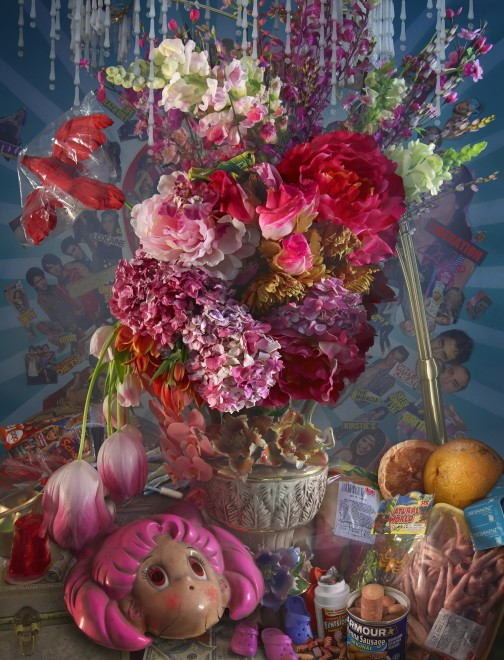 "<span class=""artist""><strong>David Lachapelle</strong></span>, <span class=""title""><em>Springtime</em></span>"
