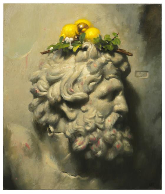 "<span class=""artist""><strong>Stephen Appleby-Barr</strong></span>, <span class=""title""><em>Heavy Lemons</em>, 2020</span>"