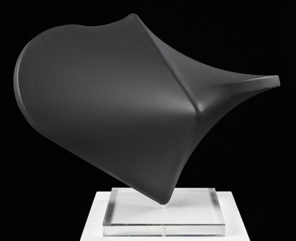 "<span class=""artist""><strong>Agostino Bonalumi</strong></span>, <span class=""title""><em>Scultura Nera</em></span>"