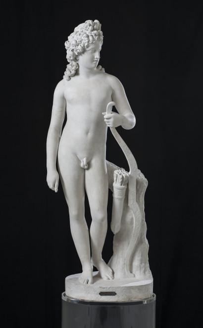 "<span class=""artist""><strong>Antonio Canova</strong></span>, <span class=""title""><em>Amorino</em></span>"