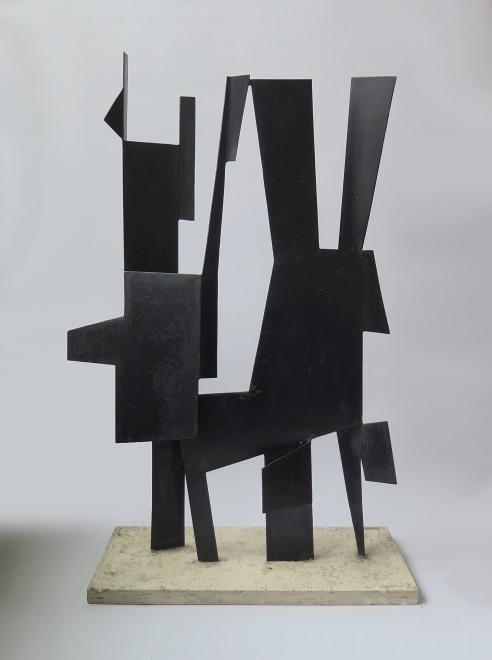 "<span class=""artist""><strong>Pietro Consagra</strong></span>, <span class=""title""><em>Colloquio</em>, 1952</span>"