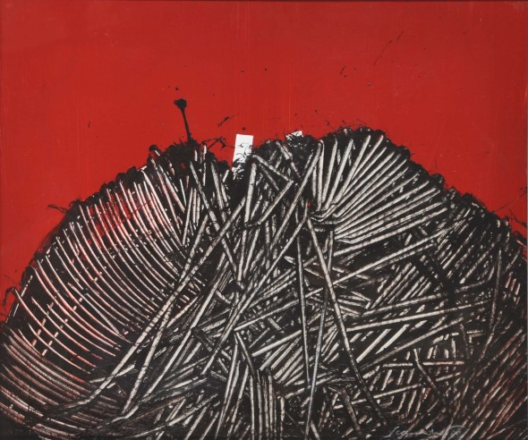 "<span class=""artist""><strong>Emilio Scanavino</strong></span>, <span class=""title""><em>Acrilico 17</em>, 1969</span>"