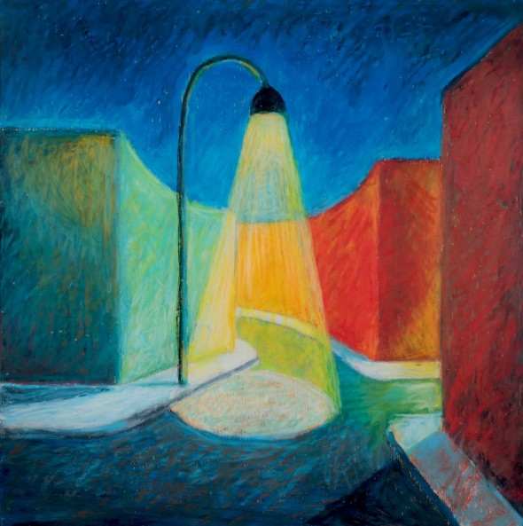 """<span class=""""artist""""><strong>Salvo</strong></span>, <span class=""""title"""">Untitled, 1980</span>"""
