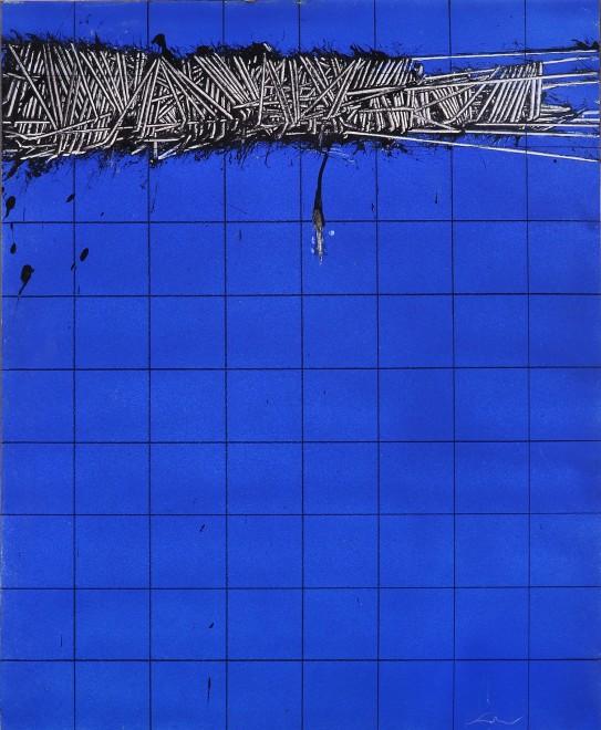 <span class=&#34;artist&#34;><strong>Emilio Scanavino</strong></span>, <span class=&#34;title&#34;><em>Nel blu (Into the Blue)</em>, 1971</span>