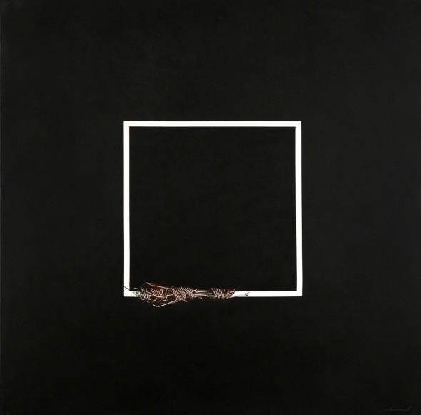 <span class=&#34;artist&#34;><strong>Emilio Scanavino</strong></span>, <span class=&#34;title&#34;><em>Modificazione di un lato del quadrato (Modification of a Side of the Square)</em>, 1073</span>
